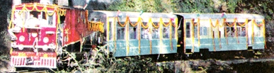 Himalayan Toy Train, Shimla