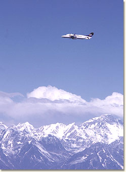 Dharamsala Mountain Flight