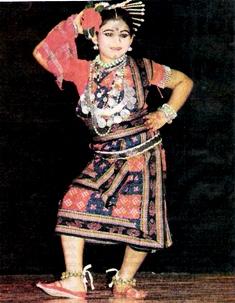 Himalayan Folk Form