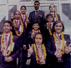 Himachal Karate Winners