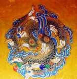 Golden Tibetan Fish