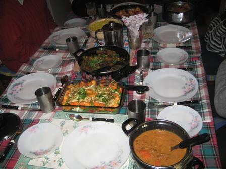 Cuisine Dharamsala