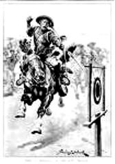 Tibetan Horse Archery