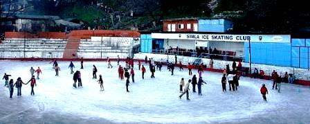 Shimla Ice Skating