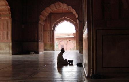 Eid Prayers at Jama Masjid