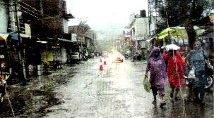 Kangra Rains 2009