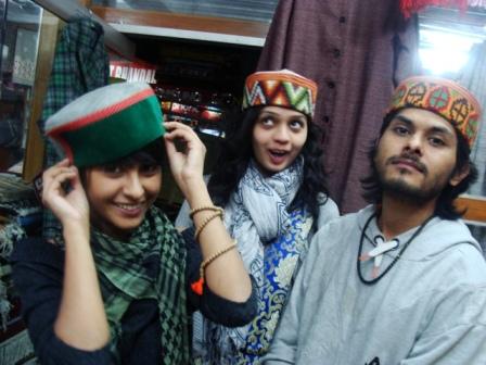Kullu Caps, Dharamsala