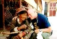 Help Old Shopkeeper in Dharamsala