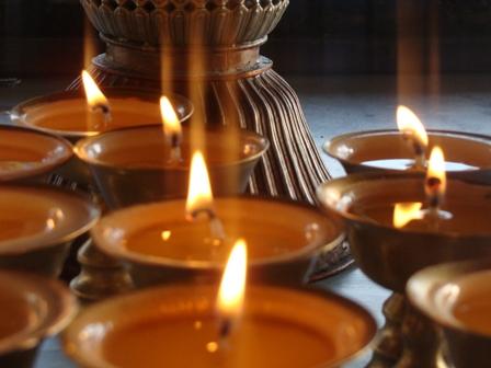 Lamps Dharamsala