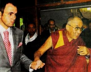 Dalai Lama Ladakh 2009
