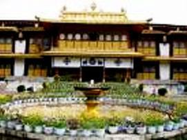 Norbulingka Lhasa