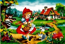 Red Riding Hood Tales