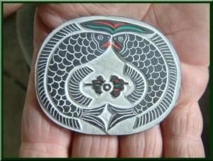 Mani Sones, Tibetan Symbols