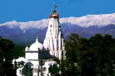 Makar Sankranti Kangra Temple