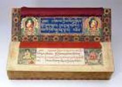 Tibetan Scroll in Buddhism
