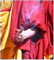 Incense of Dharamsala