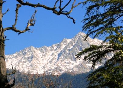 Mountain Dharamsala