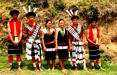 Maotsu Festival, Nagaland India