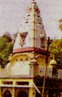Nagini Mata Temple, Nurpur