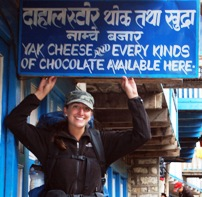Namche Bazaar...Nepal