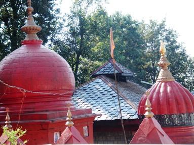 Nandi Bull of Ganjhar Mahadev, Dharamsala
