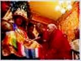 Ritual of Nechung Dorjee