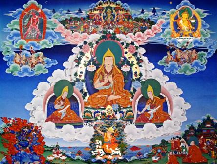 Tibetan Shugden Dorjee