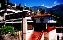 nechung monastery, dharamsala
