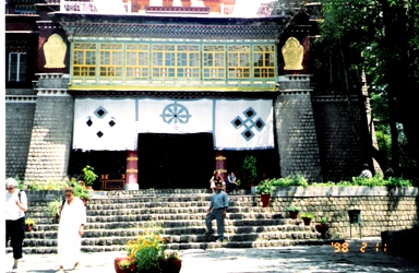 Sakyamuni Temple of Norbulingka, Dharamsala