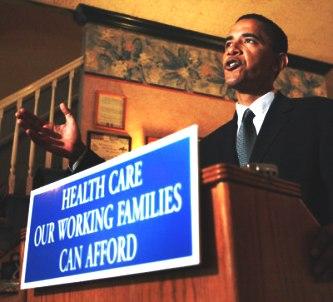 Barack Obama Health Care 2010