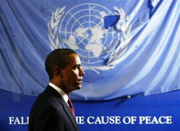 Barack Obama Nobel Peace Prize