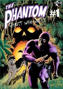 Phantom Comics India