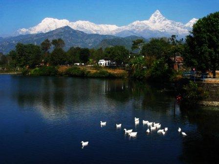 himalayas nepal