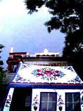 Picnic Tibetan Tent in Dharamsala