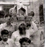 Sikh Pilgrim, Dharamsala