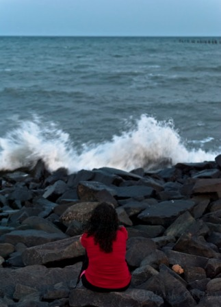 Pondicherry Sea