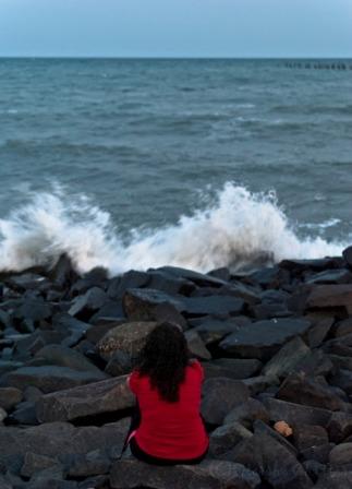 Pondicherry Sea