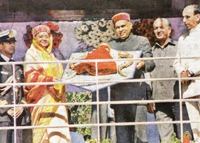 President of India, Himachal Pradesh