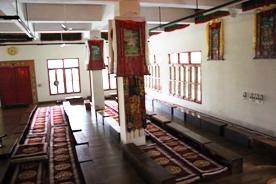 Monastery India