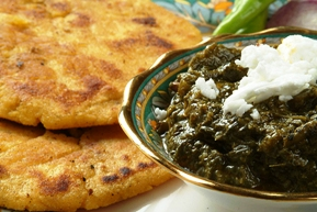 Sarson ka Saag, Punjab Food India