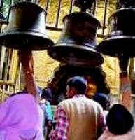 Jwalamukhi, Dharamsala