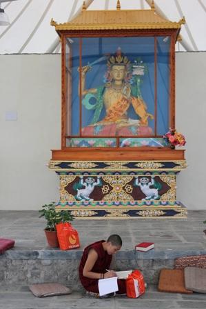 Manjushri Temple Dharamsala