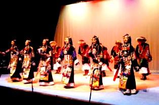 Shoton Tibetan Spring Festival, Dharamsala