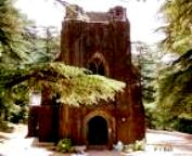 St John's Church in the Wilderness, Dharamsala
