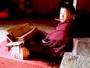 Monk Child Student