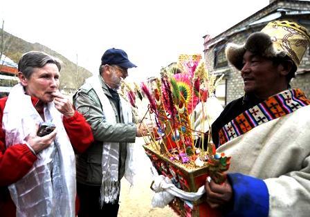 Nepal Tibet Tourism 2010