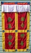Tibetan Curtains