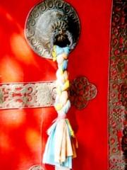 Tibetan Door of Dharamshala