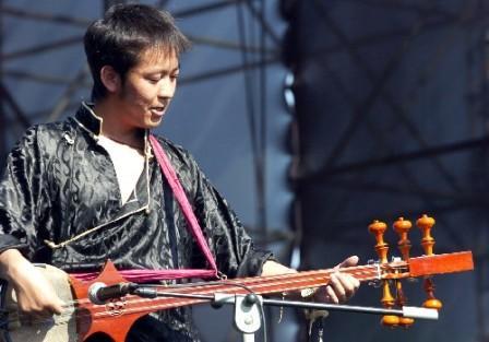 Tibetan Music, Dharamsala