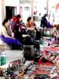 Tibetan Lady Shopkeeper